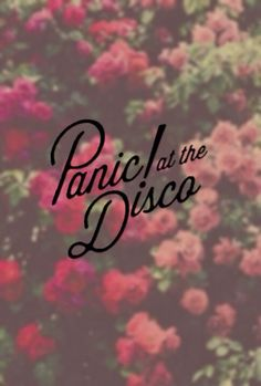 ~panic at the disco wallpaper~
