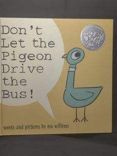 *NWT* Don't let the pigeon drive the bus!