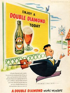 1954 Double Diamond Pale Ale