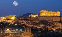 Βόμβα» από επιστήμονες: Γιατί μιλούν για το «τέλος» της Ελλάδας - Πώς θα γίνει η Αθήνα;