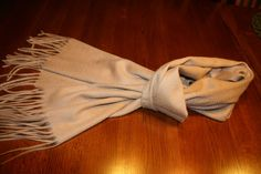 Who wants this cashmere J. Hilburn scarf?!?