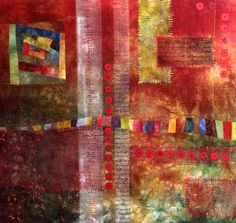 Patches & Paint  -  News and Musings from the Studio of Ana Buzzalino
