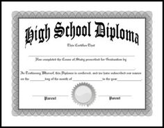 free homeschool diplomas templates and 3 ways your homeschool high school student can get a highschool