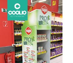Rajo Slovakia using the Coolio & Freshboard Concept