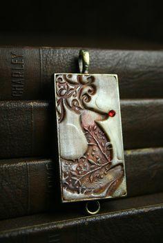 Treasures Found :: Inspiration is Everywhere: Art Bead Scene Ornament Hop!