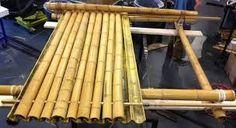 Resultado de imagem para como fazer construcoes de casas de bambu