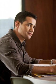 Jesse Metcalfe saved the day on Dallas as Christopher Ewing!