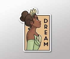 Individual Die Cut Dream She series sticker Item Printable Scrapbook Paper, Scrapbook Stickers, Printable Stickers, Cute Stickers, Planner Stickers, Rick And Morty Poster, Pinturas Disney, Tumblr Stickers, Aesthetic Stickers