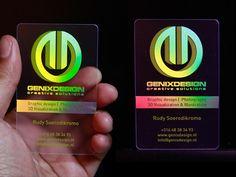 Rudy Soerodikromo Business Card