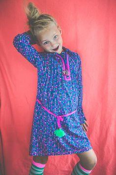 Gave Hartjes jurk van Mim-Pi.