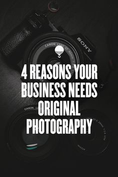 4 Reasons Your Brand Needs Original Photography Photography Branding, Told You So, Thoughts, The Originals, Business, Image, Store, Business Illustration, Ideas