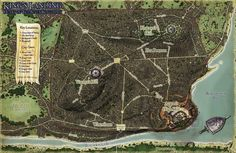 "This street level map of King's Landing. 27 Maps That Will Change How You Think About ""Game Of Thrones"" Fantasy Map, Medieval Fantasy, Fantasy World, Medieval Castle, Game Of Thrones King, Game Of Thrones Funny, King's Landing Map, Westeros Map, Fire Book"