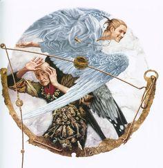 Сказочные иллюстрации Владислава Ерко (57 работ)
