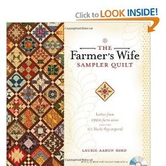 farmers wife quilt book...