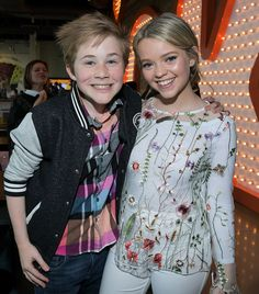 Jade Pettyjohn Photos Photos - Casey Simpson and Jade Pettyjohn attend Nickelodeon's Sizzling Summer Camp Special Event on May 15, 2017 in Burbank, California. - Nickelodeon's Sizzling Summer Camp Special Event