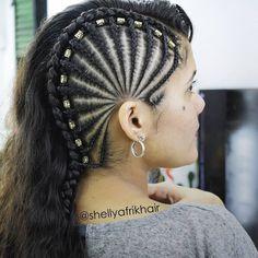 Braids Cornrows Black Women Natural Hair Ideas For 2019 Kids Braided Hairstyles, African Braids Hairstyles, Girl Hairstyles, Teenage Hairstyles, Braid Styles, Short Hair Styles, Messy Short Hair, Natural Hair Styles For Black Women, Natural Women