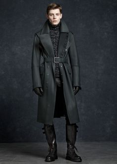 Janis Ancens for Belstaff FW 12-13 LONDON #attitudemodels