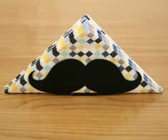 Servilletero moustache