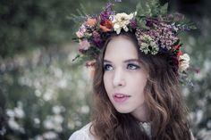 Wildflower wianek. Untitled by Snowflake Photo