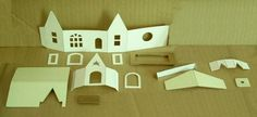 templates for detailed houses