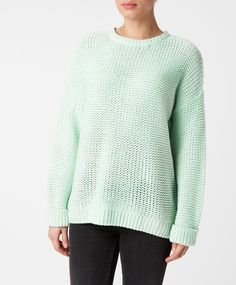 Gina Tricot -Kristina knitted sweater 20€ SS13'