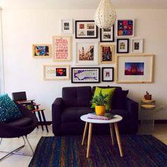 Gallery arrangement