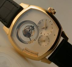 0d8690a8d06 Thomas Prescher Tourbillon Trilogy Watches Are The Most Elegant And Refined  Tourbillon Watches I ve