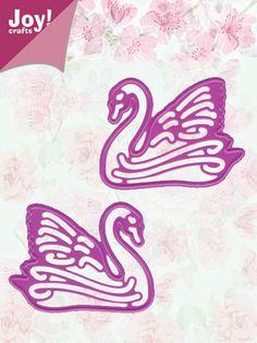 Joy Crafts - Die - Swans,$10.99