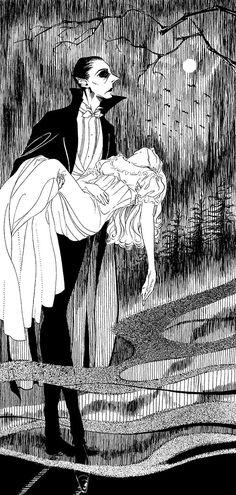 Dracula Via Gothic Charm School Dracula, Vampires, La Danse Macabre, 3d Art, Vampire Art, Creatures Of The Night, Horror Art, Anime, Werewolf