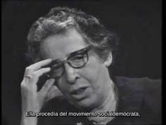 Entrevista a Hannah Arendt: ¿Qué queda? Queda la lengua materna (1964). Filosoteca (http://filosotecablogdelabiblioteca.blogspot.com.es/2014/10/hannah-arendt-que-queda-queda-la-lengua.html)
