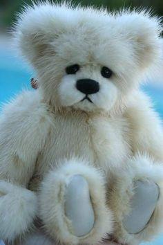 Ashley mink teddy bear