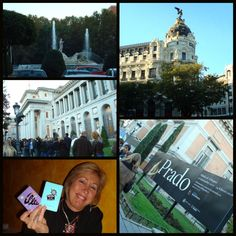 Feels like just yesterday I was enjoying a beautiful weekend in #Madrid, Spain! #TravelTuesday