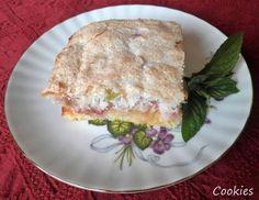 Rezept: Rhabarber - Kokos - Baiser - Kuchen ... Bild Nr. 2