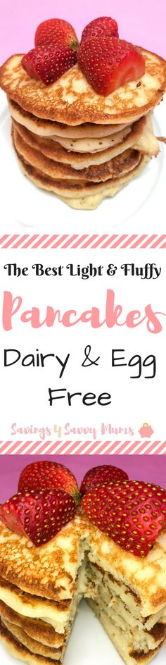 38 easter basket ideas for kids candy and clutter free a easy pancake recipe without eggs negle Gallery