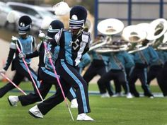 """Jackson State University """"Sonic Boom of the South"""" Marching Band"""