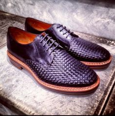 00eb591300d The Style Examiner  The Grimsby Craft by Clarks  Weaving style into men s  footwear Shoes