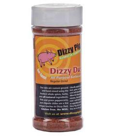 Dizzy Pig Dizzy Dust Regular Seasoning