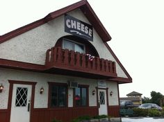 Wisconsin Cheese & Wine Chalet in Edgerton, WI