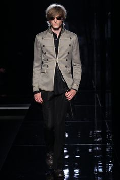 John Varvatos Spring 2014 Menswear - Collection - Gallery - Style.com