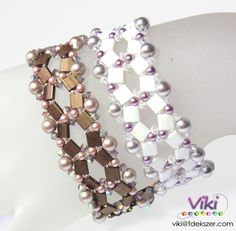 FDEkszer - Beading Tutorials and Bead Patterns