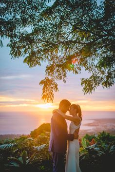 There is no sunset in the world that can rival the vivid Kona sunset. What a perfect backdrop for a romantic wedding in paradise!  #sunsetwedding #weddingideas #topweddingvenues Sunset Wedding, Hawaii Wedding, Dream Wedding, Weddingideas, Backdrops, Wedding Venues, This Is Us, Paradise, Romance