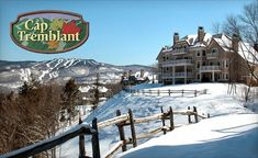 Spacious Condo Stay at Mont-Tremblant Resort Digital Cable, Night Life, Condo, Adventure, Travel, Outdoor, Outdoors, Viajes, Fairytail