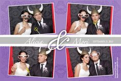 Wedding Photo Booth Design Layout http://www.madmochiphotobooth.com