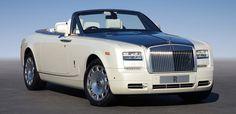 Phantom Drophead Coupé la Rolls Royce da mezzo milione di Euro