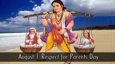 August 1 Respect for Parents Day