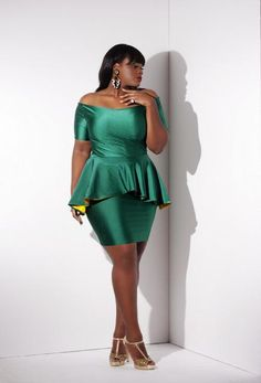 d63e7e6afe3 I love african fashion #africanfashion Curvy Fashion, Plus Size Fashion,  African Fashion,