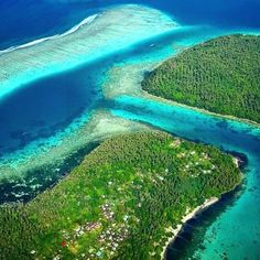 Where would you like to live? Here's one of our favourites. Duke of York Islands. #PapuaNewGuinea #Island #IslandLife #Tropics #Tropical #Surf #Surfer #Surfing #Waves #Ocean Photo via | Petrus Magnus