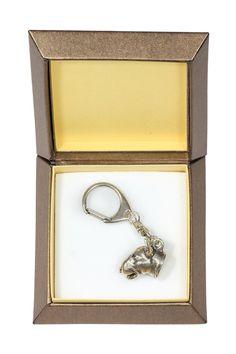 NEW Bull terrier 3D medallion English Bull by ArtDogshopcenter