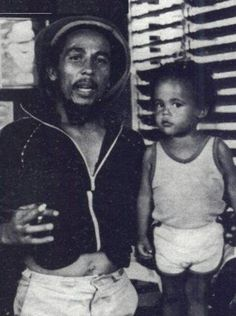 Bob and Damian Marley