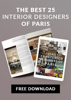 We can say that the beautiful city of Paris is much more than just a creative hub for design, it's also a design lifestyle and inspiration all on its own. Bespoke Furniture, Luxury Furniture, Katharine Pooley, Creative Hub, Top Interior Designers, Bespoke Design, Mid Century Style, Modern Classic, Contemporary Design